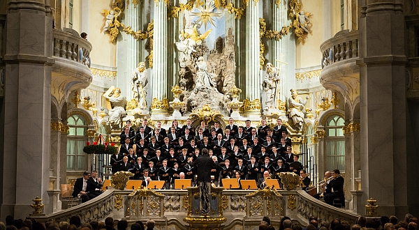 Adventstournee 2017 - London Brass - Frauenkirche Dresden